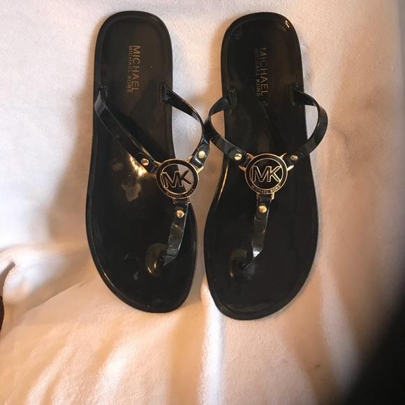 Michael Kors Rubber Slippers   Poshmark